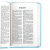 KJV New Testament with Psalms, Imitation Leather, Blue