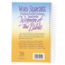 Product Concept Manufacturing, Women of the Bible Word Search, 7 x 5 Inches