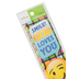 Renewing Minds Smile! God Loves You Bookmarks, 2 x 6 Inches, Pack of 36