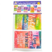 North Star Teacher Resources, Jesus Our Great I Am Bulletin Board Set, 11 x 17 inches, 8 Pieces