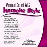 Women of Gospel Volume 2, Karaoke Style, As Made Popular by Various Artists, CD+G