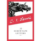The Screwtape Letters, by C. S. Lewis, Paperback