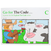 Educators Publishing Service, Explode the Code Go for the Code Book C, 2nd Edition, Grades PreK-1