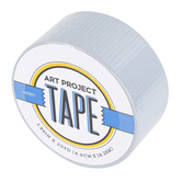 Light Gray Art Project Tape, 1 7/8 inches x 20 yards, 1 Roll