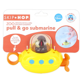 Skip Hop, Marshall Monkey Pull & Go Submarine, Ages 12 Months and Older