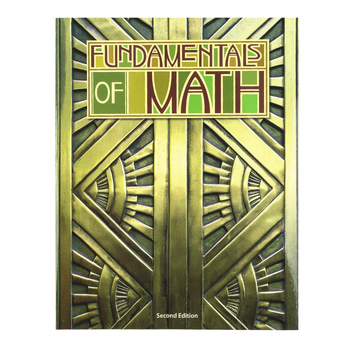BJU Press, Fundamentals of Math 7 Student Text, 2nd Ed, Copyright Update, Paperback, Grade 7