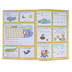 School Zone, Little Thinkers Workbook, First Grade, Paperback, 64 pages, Ages 6-7