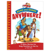 Read and Share Anywhere: 75 Bible Stories for Busy Families On The Go, by Gwen Ellis, Paperback