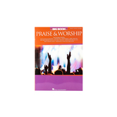 Big Book Of Praise And Worship, by Various Artists, Songbook
