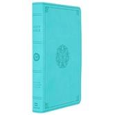 ESV Thinline Bible, Large Print, TruTone, Multiple Colors Available