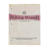 Master Books, Writing Strands Advanced 1, by Dave Marks, Paperback, Grades 9-12