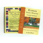 A Helping Hand, Kansas State History Student and Teacher Books, Paperback and Spiral, Grades 3-12