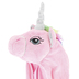 The Puppet Company, Unicorn Costume Animal Cape, Pink, 23 x 15 1/4 inches