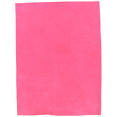 Renewing Minds, Shocking Pink Felt Rectangle, 9 x 12 Inches, 1 Piece