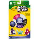 Crayola, Model Magic Modeling Compound in Shimmering Colors, 5 Count