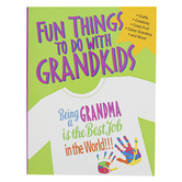 Product Concept Manufacturing, Fun Things To Do With Grandkids Book, 6 3/4 x 9 Inches