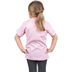 NOTW, Sometimes Silly Always Saved, Kid's Short Sleeve T-shirt, Pink, Youth Medium