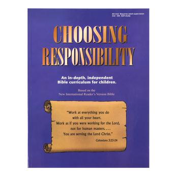 Choosing Responsibility