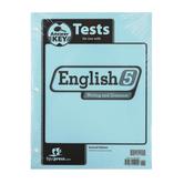BJU Press, English 5 Tests Answer Key (2nd Edition)
