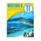 BJU Press, Writing & Grammar 11 Student Worktext, 3rd Ed, Copyright Update, Paperback, Grade 11
