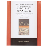Well-Trained Mind Press, The History of the Ancient World Study and Teaching Guide, Grades 9-12