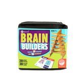 Mindware, KEVA Brain Builders, Ages 7 Years and Older, Single Player