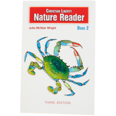 Christian Liberty Press, Nature Reader Book 2, 3rd Edition, Paperback, 186 Pages, Grade 2