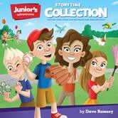 Pre-buy, Juniors Adventures Storytime Collection: Teaching Kids How to Win with Money, by Dave Ramsey