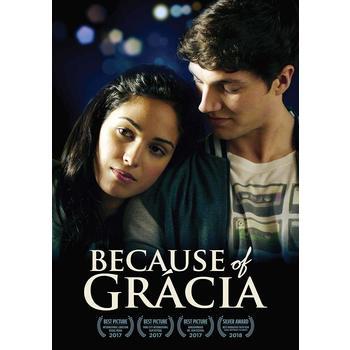 Because of Gracia, DVD