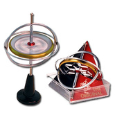 Tedco Original Gyroscope, Ages 8 and up