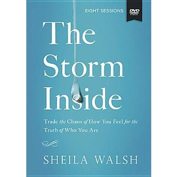 The Storm Inside Study Guide with DVD: Trade the Chaos of How You Feel for the Truth of Who You Are