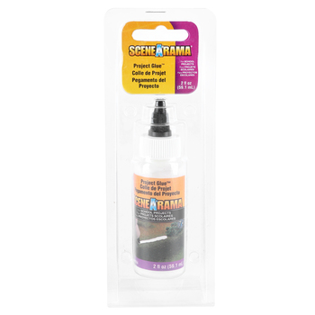 Woodland Scenics, Scene-A-Rama Project Glue, 2 oz.