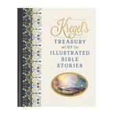 Kregel's Treasury of Illustrated Bible Stories, by Matt Lockhart, Hardcover