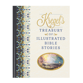 Kregel's Treasury of Illustrated Bible Stories, by Matt Lockhart, Hardcover