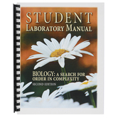 Christian Liberty Press, Biology A Search For Order Student Lab Manual, 2nd Ed., Grades 10-12