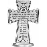 Abbey and CA Gift, Retirement Cross