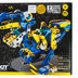 OWI, Dodeca Solar Hydraulic RobotiKit, 12-in-1 STEM Kit, 230 Pieces, Grades 3 and up