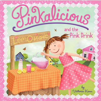Pinkalicious and the Pink Drink, Pinkalicious Series, by Victoria Kann, Paperback
