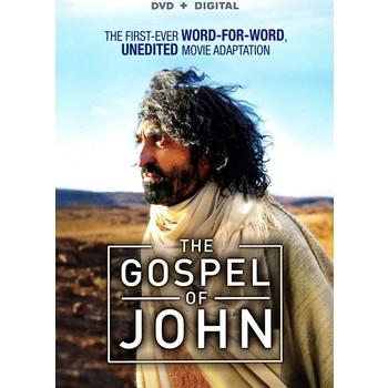 The Gospel of John, DVD