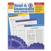 Evan-Moor, Read & Understand with Leveled Texts, Grade 5