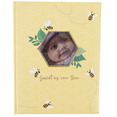 Brother Sister Design Studio, Sweet As Can Be Baby Memory Book, 11 x 8 7/8 Inches