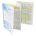 Classical Conversations, Trivium Tables: Latin, Laminated Fold-Out Guide, 8 Pages, Grade 7 and up