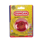Duncan Toys, Duncan Imperial Yo-Yo, 2 Inch Diameter, Assorted Colors