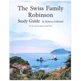 Progeny Press, The Swiss Family Robinson Study Guide, Paperback, 75 Pages, Grades 7-12