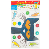 Edupress, Pete the Cat Keeping it Cool In...Bulletin Board Set, Multi-colored, 65 Pieces