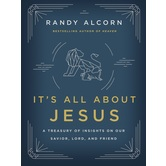 Its All About Jesus, by Randy Alcorn, Paperback