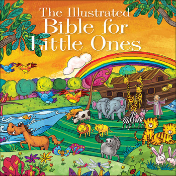 The Illustrated Bible for Little Ones, by Janice Emmerson, Hardcover