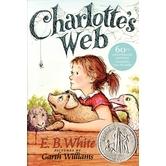 Charlotte's Web, by E. B. White, Paperback