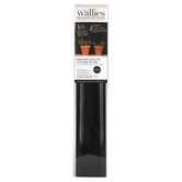 Wallies®, Peel and Stick Big Black Dry Erase Sheet with Pen, 25 x 38 Inches, 1 Sheet