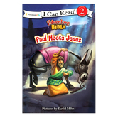 Paul Meets Jesus, I Can Read, Level 2 Reader, by David Miles